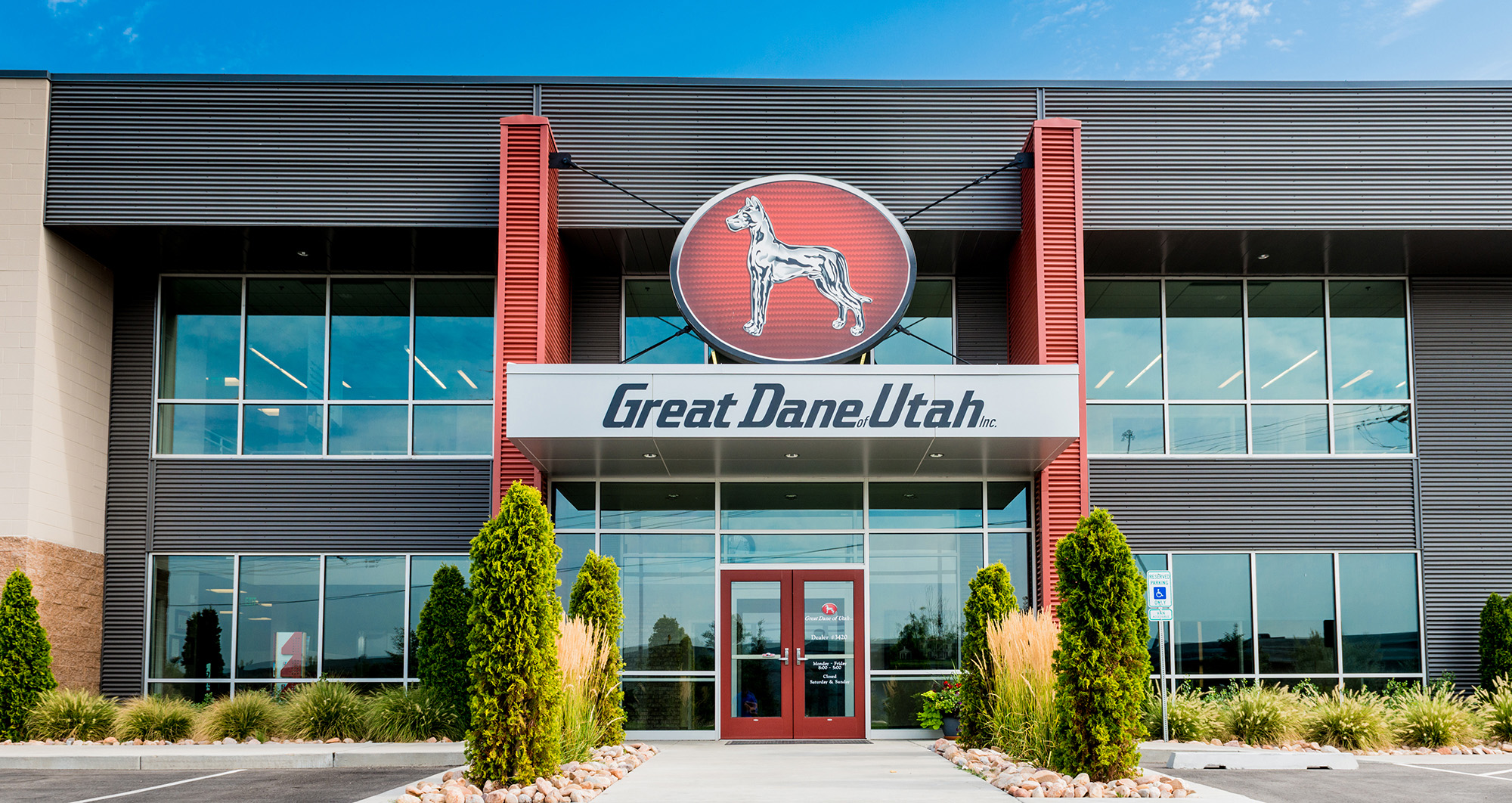 Parts Great Dane of Utah